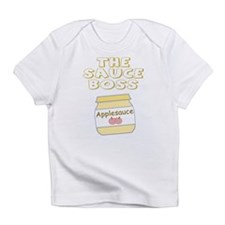 The Sauce Boss Baby Jar Infant T-Shirt
