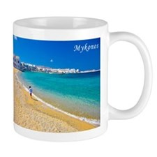 Cute Greek islands Mug