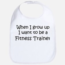 Grow Up Fitness Trainer Bib