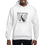 Believe - Carcinoid Cancer Hooded Sweatshirt