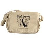 Believe - Carcinoid Cancer Messenger Bag