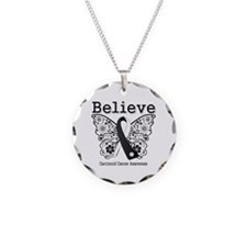 Believe - Carcinoid Cancer Necklace