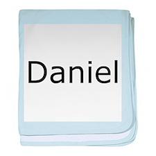 Daniel baby blanket
