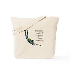Neoprene Diver Tote Bag