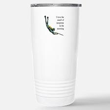 Neoprene Diver Travel Mug