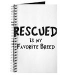 Favorite Breed Journal