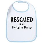 Favorite Breed Bib