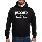Favorite Breed Hoodie (dark)