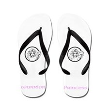 Unique Nerd nerds Flip Flops