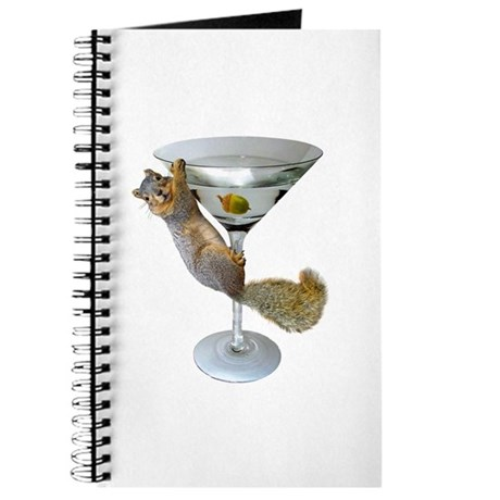 Martini Squirrel Journal