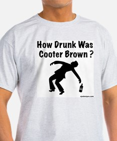 Cooter Brown T-Shirt