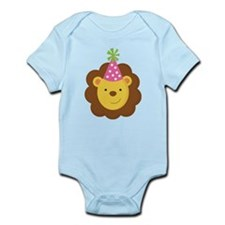 Birthday Lion Infant Bodysuit