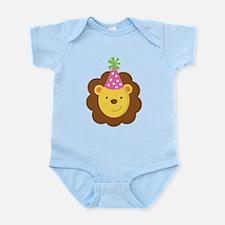 Birthday Lion Infant Bodysuit