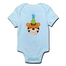 Birthday Tiger Infant Bodysuit