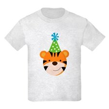 Birthday Tiger T-Shirt