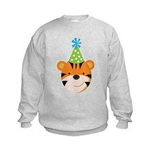 Birthday Tiger Sweatshirt