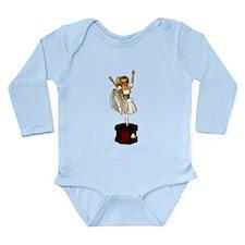 Music Box Dancer Long Sleeve Infant Bodysuit