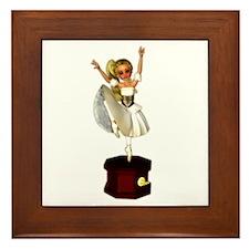 Music Box Dancer Framed Tile