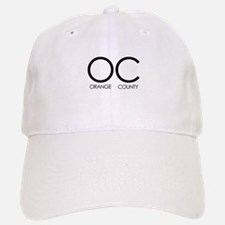 OC (Orange County) - Baseball Baseball Cap