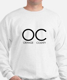 OC (Orange County) - Sweatshirt