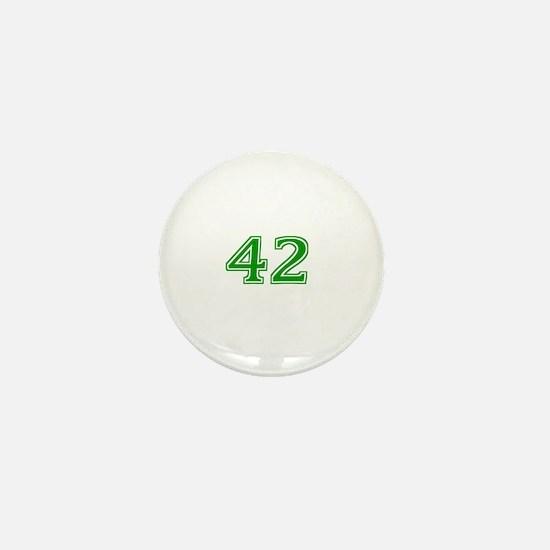 42 Mini Button