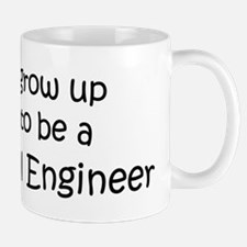 Grow Up Biomedical Engineer Mug