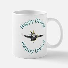 Funny Dive shop Mug