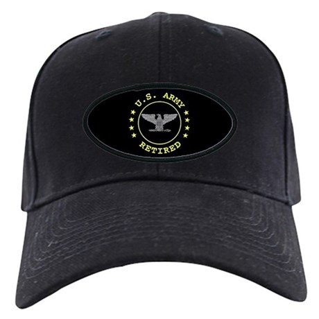 Retired Army Colonel Cap