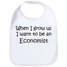 Grow Up Economist Bib