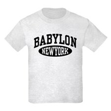 Babylon NY T-Shirt