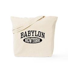 Babylon NY Tote Bag