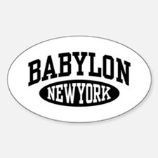Babylon NY Decal