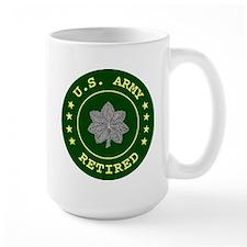 Retired Army Lieutenant Colonel Mug