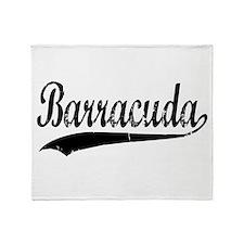 BARRACUDA Throw Blanket