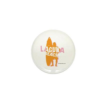 Laguna Beach - Mini Button