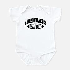 Adirondacks NY Infant Bodysuit