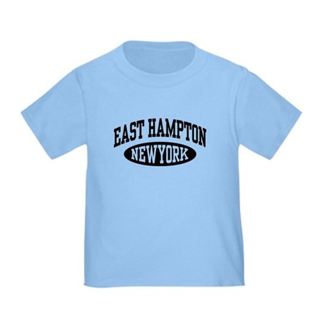 East Hampton NY Toddler T-Shirt