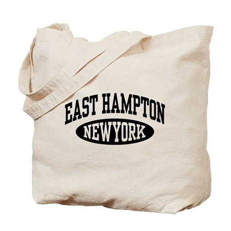 East Hampton NY Tote Bag