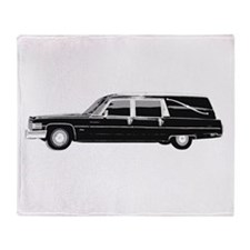 HEARSE Throw Blanket
