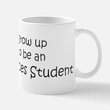 Grow Up Earth Sciences Studen Mug