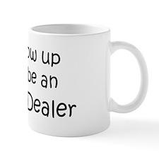 Grow Up Antiques Dealer Mug