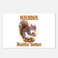 Nannas Postcards (Package of 8)