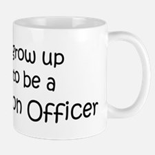Grow Up Conservation Officer Mug