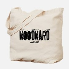 WOODWARD AVE Tote Bag