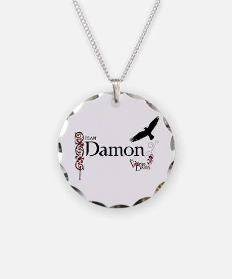 THE VAMPIRE DIARIES Damon & Raven Necklace