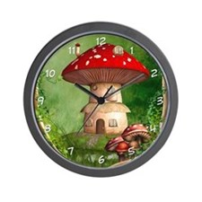 Dwarf Land Wall Clock