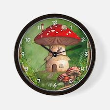 Dwarf Land Wall Clock