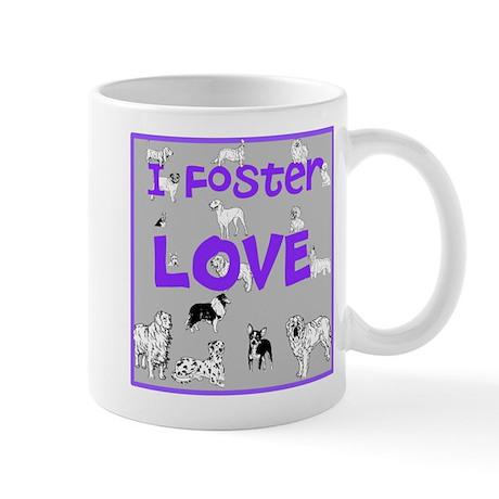 Foster Dog Mug