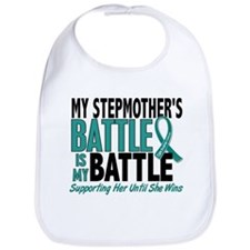 My Battle Too Ovarian Cancer Bib