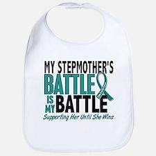 My Battle Too Ovarian Cancer Bib